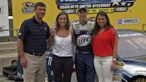 Keselowski unveils All-Star paint scheme