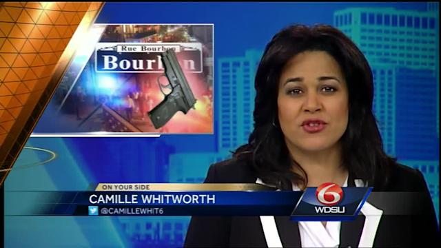 Attorney for suspect wants surveillance video in Bourbon Street shooting
