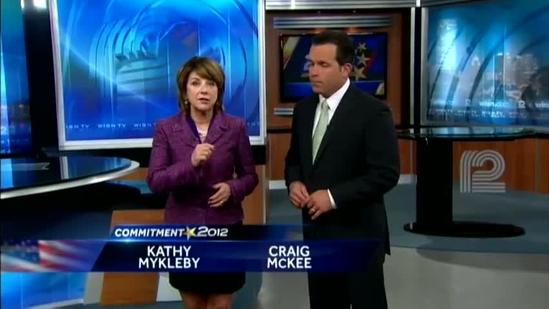 WISN 12 U.S. Senate Debate (57:28)