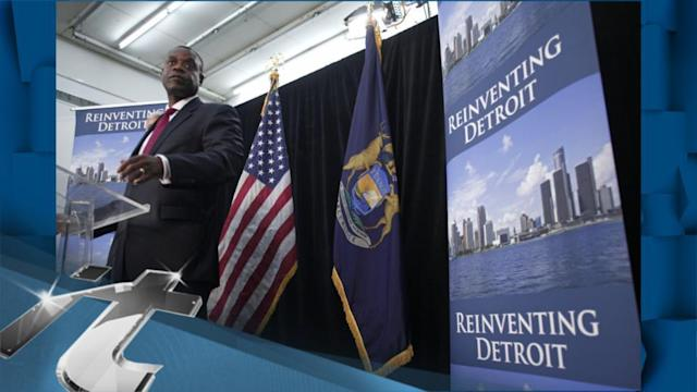 DETROIT Breaking News: Bankrupt Detroit Cannot Wait for Federal Cavalry
