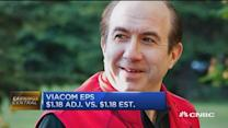 Viacom revenue hurt by lower ad sales