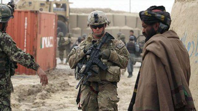 Military options for US troop withdrawal from Afghanistan