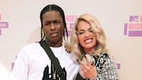 A$AP Rocky Disses Rita Ora in 'Better Things' Song