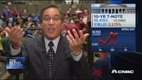 Santelli looks for certainty