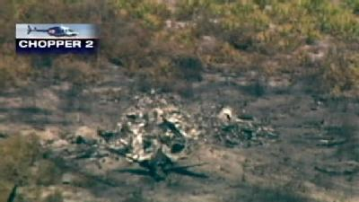 Navy Pilot Ejects From Plane In Marion Co.