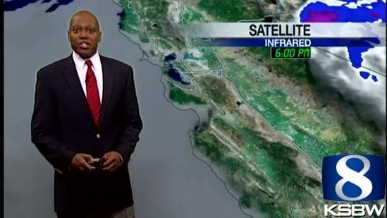 Watch Your KSBW Weather Forecast 07.26.13