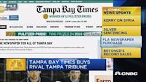 CNBC update: Tampa Bay Times buys main competitor
