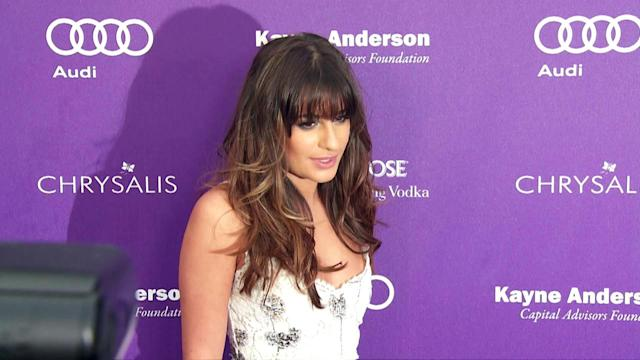 Lea Michele Says Cory Monteith Made Her Life 'So Incredible'