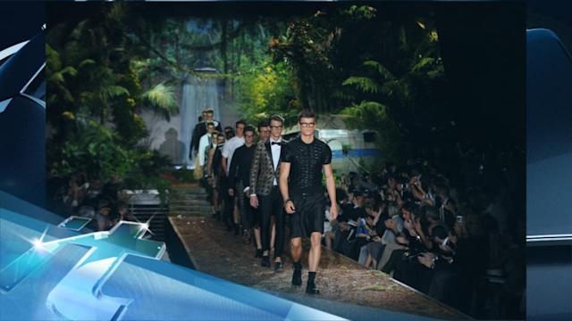 Breaking News Headlines: T Magazine: The Collections | The Top Five Men's Wear Shows in Milan