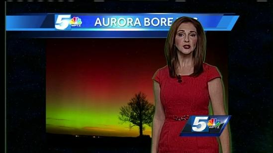 Ask a Meteorologist: Why are the Northern Lights certain colors?