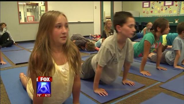 Judge: Yoga Classes To Resume At School