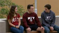 California Triplets All Accepted to MIT
