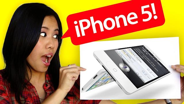 iPhone 5 Release Date? Plus The Walking Dead Goes Mobile! - AppJudgment @ Revision3