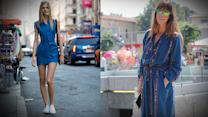 3 Cool Denim Dress Outfits to Wear This Weekend