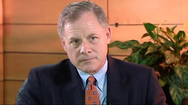 Sen. Burr weighs in on White House controversies