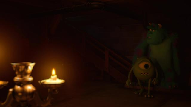 Monsters University - OK Initiation