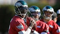 Michael Vick's fantasy stock on the rise