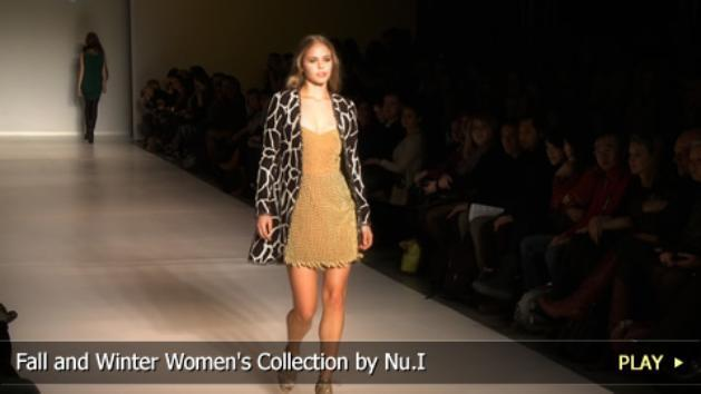 Fall and Winter Women's Collection by Nu.I