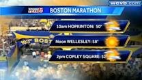 Mike's Friday Boston area weather forecast