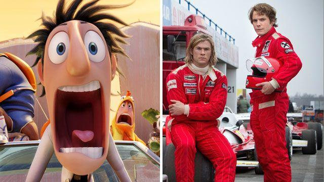 'Meatballs' or 'Rush': Which is worth your box office bucks?