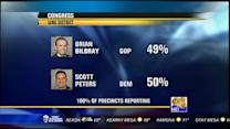 Bilbray/Peters race still too close to call