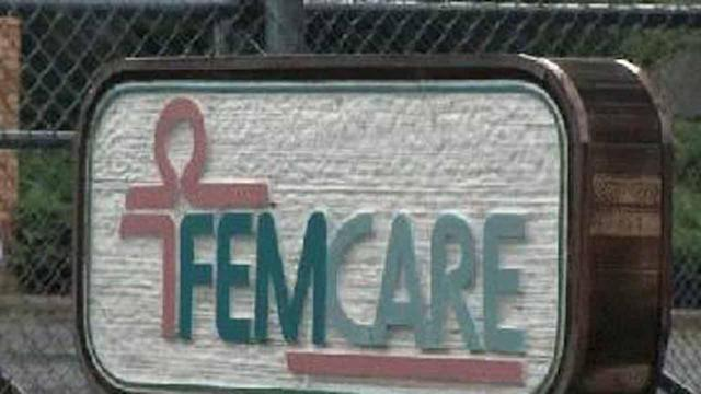 NC agency suspends license of abortion clinic