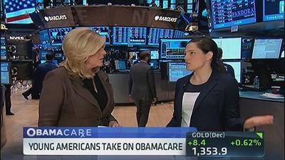Obamacare & young Americans