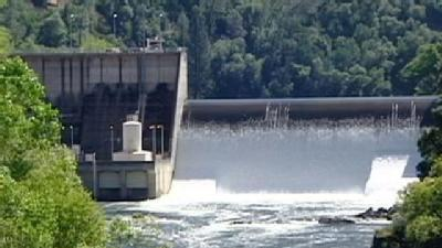 Heavy Snowpack Helps Hydropower