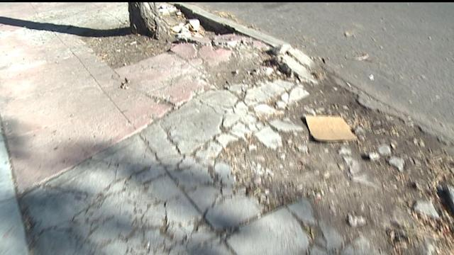 State Funds To Help Repair Roads