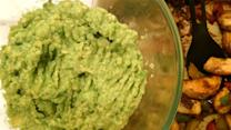 How To Make Apple-Fennel Guacamole In 42 Seconds