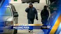 Family, friends search for missing man