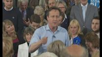 Cameron gives warning about Miliband and SNP government