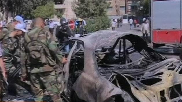 Syrian PM survives deadly attack