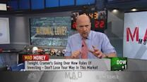 Cramer: Go where there's security