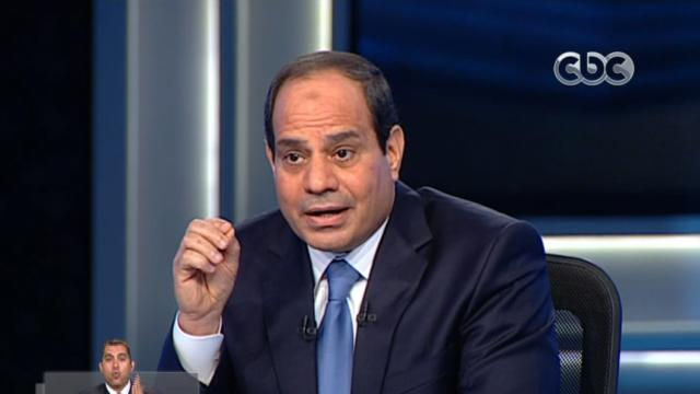 Egypt's Sisi Says Faced Two Assassination Attempts