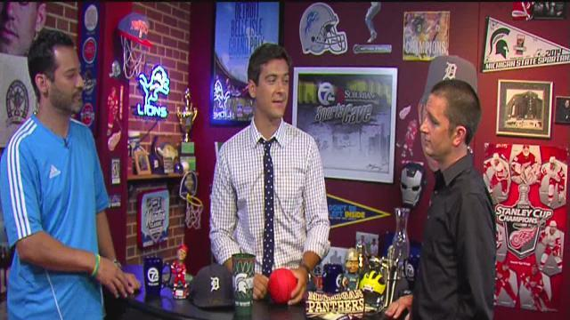 7 Sports Cave - Fast Five Minutes for 6/29/2014