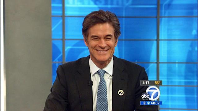 Dr. Oz answers questions about flu, health