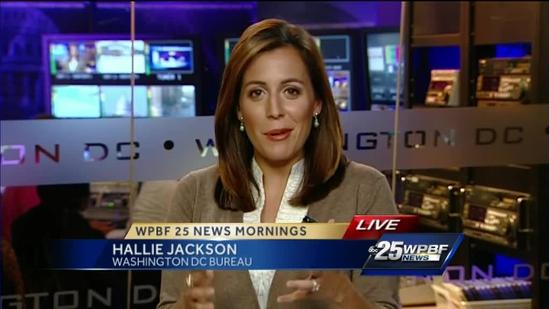 Hallie Jackson wishes her mom a Happy Mother's Day