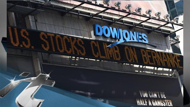 Stock Markets Latest News: Stock Futures Edge Higher After Record Close