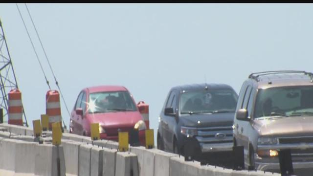 More road work requires more caution from drivers