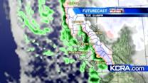 Tuesday Weather Update for Northern California 12.25