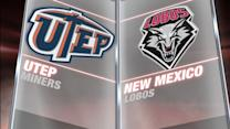 New Mexico's Cole Gautsche Shines In Loss To UTEP