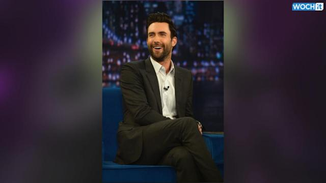 Adam Levine Launches All New Women's Clothing Line