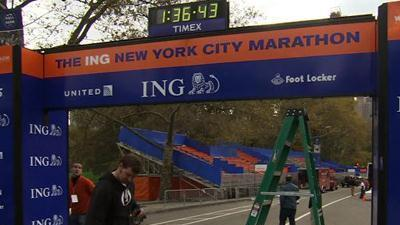 Superstorm won't stop NYC Marathon