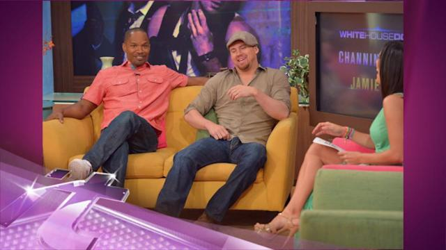 Entertainment News Pop: Channing Tatum Shows Off Salsa Moves With Jamie Foxx
