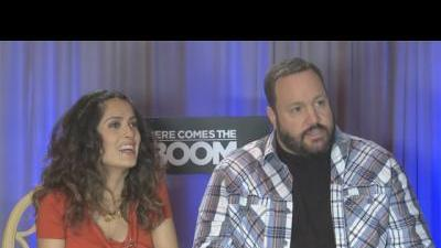 Here Comes The Boom: Cast Interview