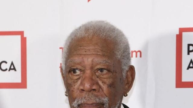 Freeman dead morgan FACT CHECK: