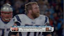 How will Patriots replace Mankins?