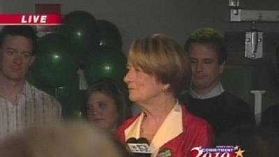 Libby Mitchell Concedes Race