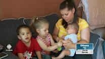 Mothers share breast milk, cancer fight